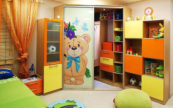 Какой шкаф купить в детскую комнату